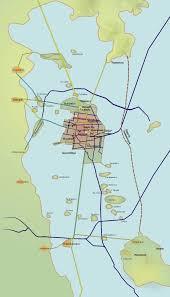 San Pancho Mexico Map by Map Of The Aztec City Tenochtitlan ṯerra C Gnita Pinterest