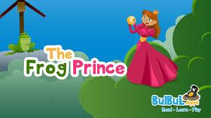 princess frog fairy tales bedtime stories kids
