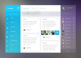 Homepage Design Concepts 50 Beautiful Web Application Interface Designs Theme Web