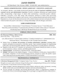 Resume Templates For Administration Job by Receptionist Resume Sample U2013 My Perfect Resume Organization