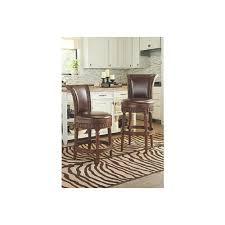 north shore tall upholstered swivel barstool 1 cn d553 230