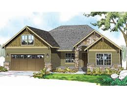 craftsman one story house plans craftsman home plans one story craftsman house plan 051h 0208