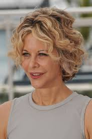 curly and short haircut showing back short hairstyles short layered hairstyles curly hair for round