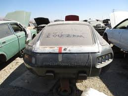 future porsche 928 junkyard find 1982 porsche 928 the truth about cars