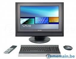 ordinateur complet de bureau ordinateur de bureau sony vaio pc complet pas cher a vendre