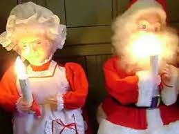Mrs Claus Animated Christmas Decorations by Vintage Christmas Rennoc 24