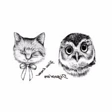 compare prices on large tattoo owl online shopping buy low price