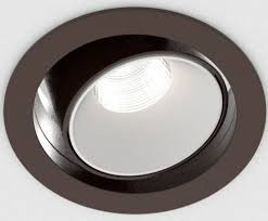 Ceiling Spot Light by Recessed Ceiling Spotlight Indoor Led Round Invader Small