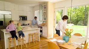 Kitchen Living Room Design Ideas Interior Design For Kitchen And Dining Design Ideas Photo Gallery