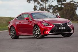 2015 Lexus Rc350 Sport F Review Practical Motoring