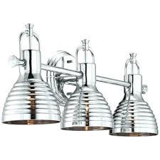Polished Brass Bathroom Lighting Fixtures Valuable Chrome Bathroom Vanity Light Fixtures Retro Glass Globe