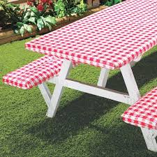 elasticized picnic table covers elastic picnic table cover fitted table cloth road trip