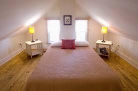impressive attic decoration for small loft space with exclusive