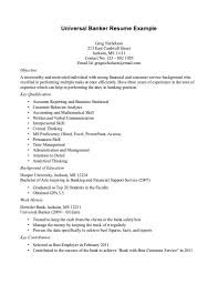 Retail Banking Resume Example Senior Client Manager Telecom And Banking Resume Samples Pdf