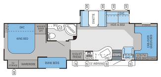 Montana Rv Floor Plans by Class C Rv U0027s For Sale In Helena Montana At Dd Rv Center