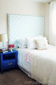 Diy Headboard Upholstered by New Upholstered Headboard For Girls 66 About Remodel Queen