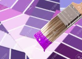 what colors make purple paint how to make purple with paint loris decoration