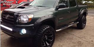 2013 toyota tacoma black rims toyota tacoma fuel assault d546 wheels black milled