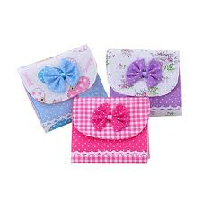cotton candy bags wholesale wholesale flama girl cotton sanitary napkin package bag