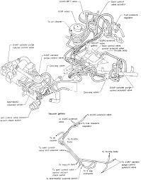 nissan pathfinder egr problems i need a detailed diagram for a 1997 nissan truck with the