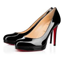 christian louboutin black and