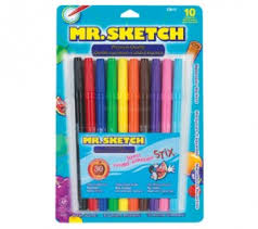 office max free mr sketch markers after rewards