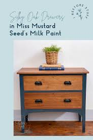 miss mustard seed milk paint near me miss mustard seed s milk painted drawers in artissimo i