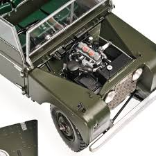 land rover minichamps land rover 80 1951 model cars review