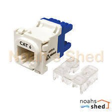networking cable plugs jacks u0026 wall plates ebay