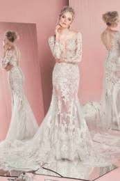 zuhair murad brautkleider discount zuhair murad wedding dresses sleeves 2017 zuhair