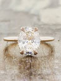 Oval Wedding Rings by 21 Best Oval Engagement Rings Images On Pinterest Jewelry Oval