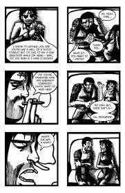 issue 1 pg 12 bloodandsmoke comic webcomic noir blood