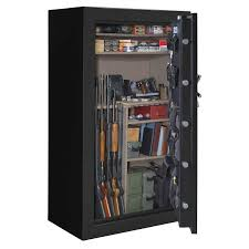 stack on gun cabinet upgrades stack on armorguard a 64 mb e s 72 64 gun safe w electronic lock