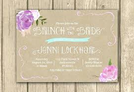 bridal luncheon wording bridal shower brunch invitations ryanbradley co