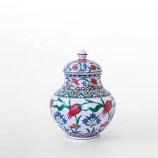 jar with hatai patterns products jar