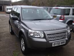 land rover freelander 2008 used land rover freelander 2 suv 2 2 td4 s 5dr in sheffield south