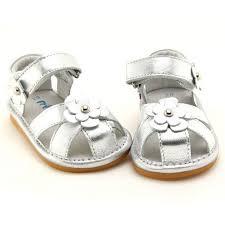 chaussures argentã es mariage c2bb chaussons de bébé en cuir souple chaussures enfants