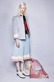 Thom Browne Spring 2014 Ready by Thom Browne Resort 2016 Collection Vogue