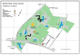 Vt Campus Map Seminary Squeezola Bc Brighton Campus Plans Boston Catholic Insider