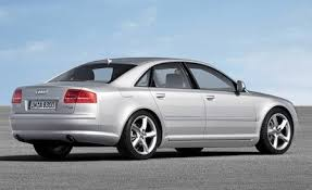 2008 audi s8 2008 audi a8 auto shows car and driver