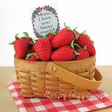 s day strawberries strawberries and berry baskets hungry happenings