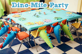 dinosaur birthday party supplies a dino mite 2nd birthday party pizzazzerie