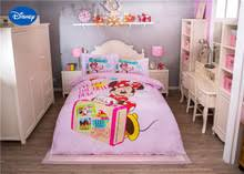 Minnie Bedroom Set by Popular Minnie Mouse Bedding Sets Buy Cheap Minnie Mouse Bedding