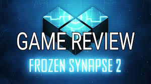 game review frozen synapse 2 pc 2017 reviewing