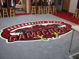 how to easily create a locker room logo rug rug rats