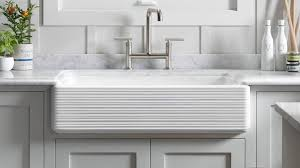 pictures of farmhouse sinks farmhouse sinks what i think of the trend after installing mine