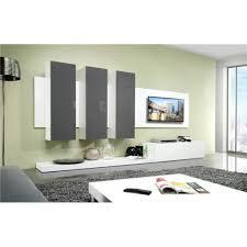 Meuble Tv Taupe Design by Meuble Tv Blanc Gris Pas Cher U2013 Artzein Com