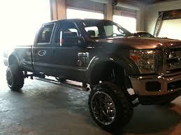 84 Ford Diesel Truck - finally got my truck lifted f250 lb xlt diesel forum