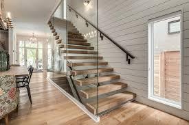 Modern Farm House Calgary Home Radiates With Fresh Modern Farmhouse Style