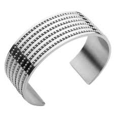 stainless steel cuff bangle bracelet images Stainless steel jpg